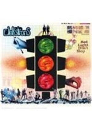 Elektrons - Red Light Dont Stop (Music CD)