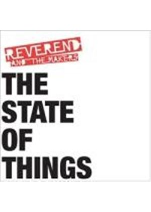 Reverend & the Makers - The State of Things (Music CD)