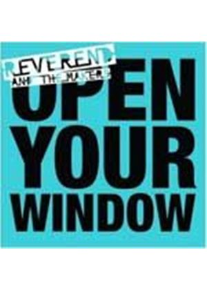 Reverend And The Makers - Open Your Window (Music CD)