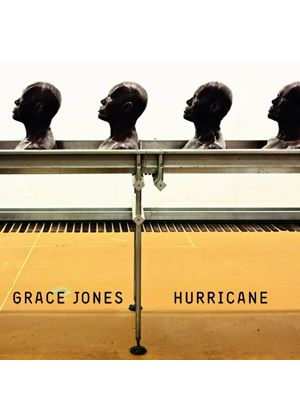 Grace Jones - Hurricane (Music CD)