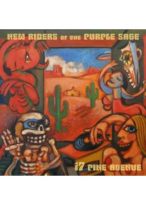 New Riders of the Purple Sage - 17 Pine Avenue (Music CD)