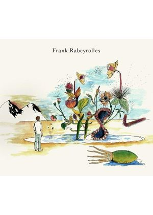 Franck Rabeyrolles - #8 (Music CD)