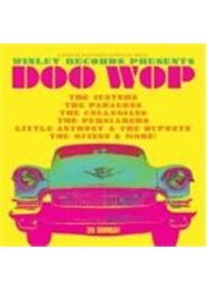 Various Artists - Winley Records Presents Doo Wop (Music CD)