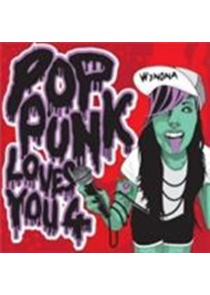 Various Artists - Pop Punk Loves You Vol.4 (Music CD)