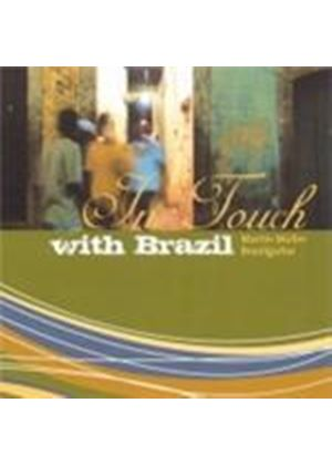 Martin Muller - In Touch With Brazil (Music CD)
