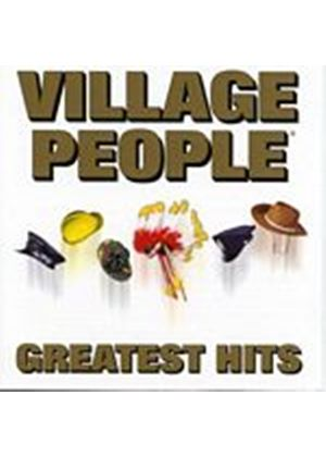 The Village People - Greatest Hits (Music CD)