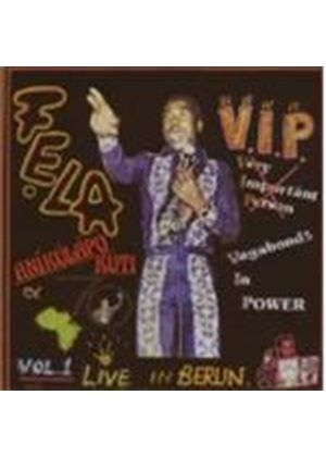 Fela - VIP/Authority Stealing