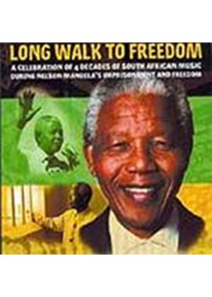 Various Artists - Long Walk To Freedom (A Celebration Of 4 Decades Of South African Music During Nelson Mandela's Imprisonment A (Music CD)
