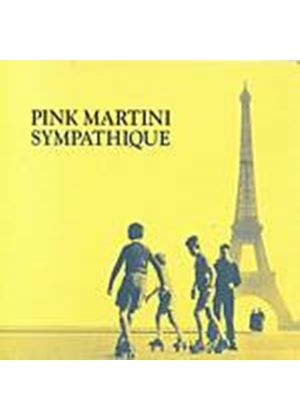 Pink Martini - Sympathique (Music CD)