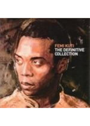 Femi Kuti - Definitive Collection And Limted Remix CD (Music CD)