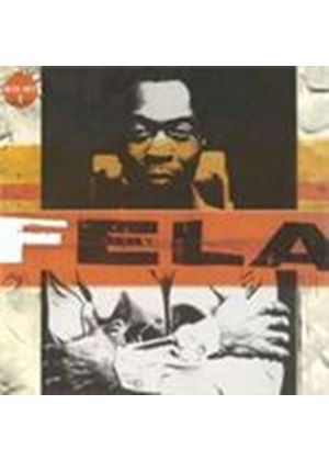 Fela Kuti - Box Set Vol.1 (Music CD)