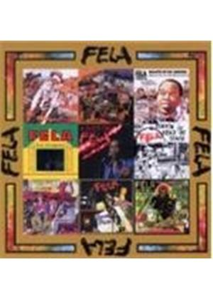 Fela Kuti - Box Set Vol.3 (Music CD)