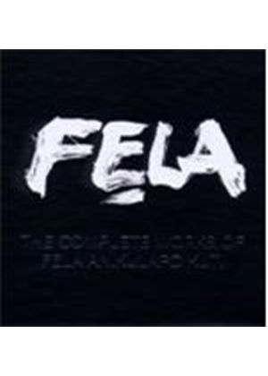 Fela Kuti - Complete Recordings, The (Music CD)