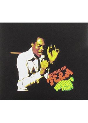 Fela Kuti - Roforofo Fight (Music CD)