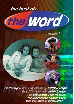 Various Artists - The Word, Vol. 3 (Music CD)