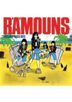 Ramouns - Rockaway Beach Boys (Music CD)