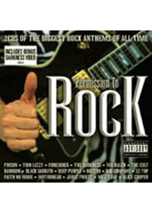 Various Artists - Permission To Rock (Music CD)