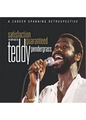 Teddy Pendergrass - Satisfaction Guaranteed - The Very Best Of Teddy Prendergast (Music CD)