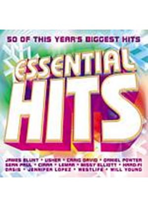 Various Artists - Essential Hits - 50 Of This Years Biggest Hits (Music CD)