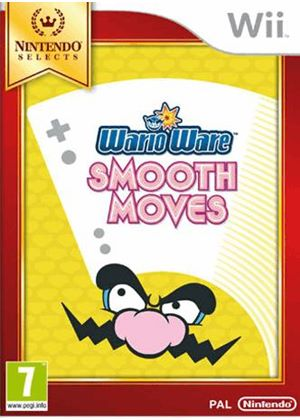 WarioWare: Smooth Moves - Selects (Wii)