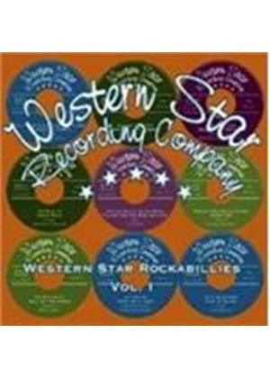 Various Artists - Western Star Rockabillies