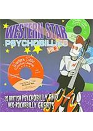 Various Artists - Western Star Psychobillies Vol.5 (Music CD)