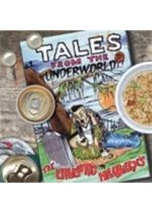 Epileptic Hillbilly's - Tales From The Underground (Music CD)