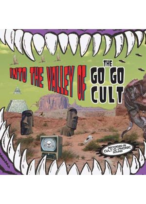 Go Go Cult (The) - Into the Valley of... (Music CD)