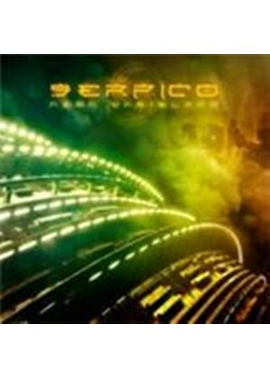 Serpico - Neon Wasteland (Music CD)