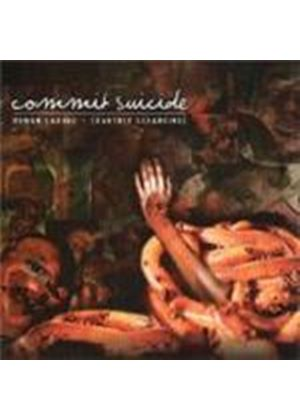 Commit Suicide - Human Larvae (Earthly Cleansing) (Music CD)