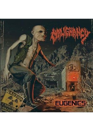 Malignancy - Eugenics (Music CD)