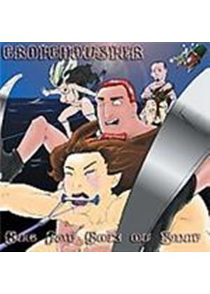 Crotchduster - Big Fat Box Of Shit (Music CD)