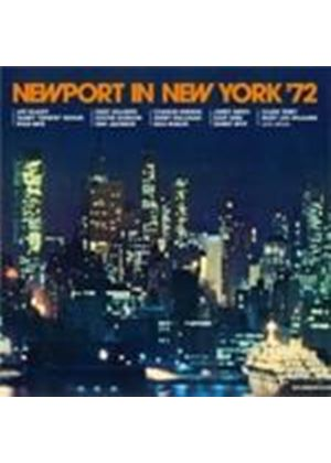 Various Artists - Newport In New York 1972 (Live) (Music CD)