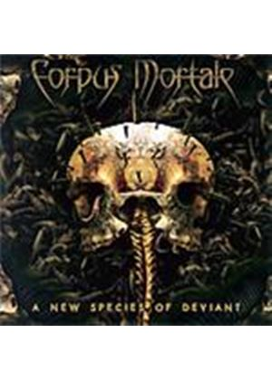 Corpus Mortale - New Species Of Deviant, A (Music CD)