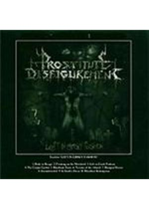 Prostitute Disfigurement - Left In Grisly Fashion (Music CD)