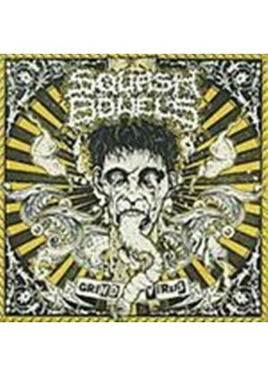 Squash Bowels - Grindvirus (Music CD)