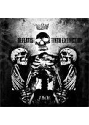 Defeatist - Sixth Extinction (Music CD)