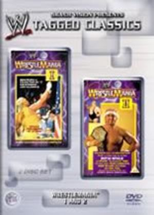 WWE - Wrestlemania 1 And 2 (Two Discs)
