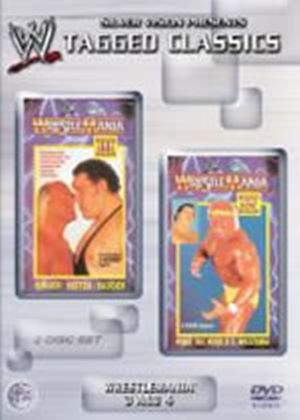 WWE - Wrestlemania 3 And 4