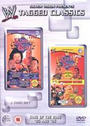 WWE - King Of The Ring 1995 / 1996