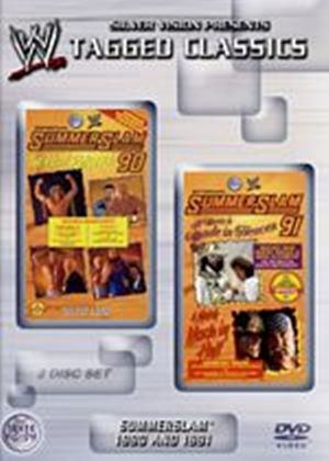 WWE - Summerslam 1990 And 1991 (Two Discs)