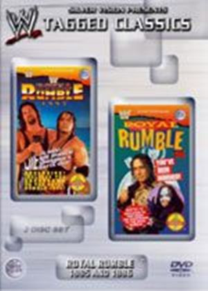 WWE - Royal Rumble 1995/96 (Two Discs)