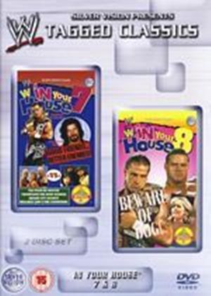 WWE - In Your House 7 And 8