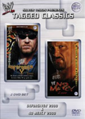 WWE - Unforgiven 2000 / No Mercy 2000