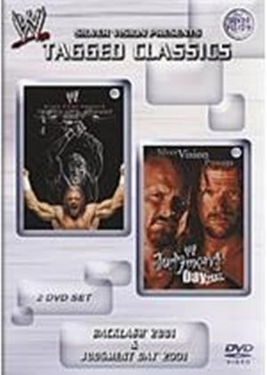 WWE - Backlash 2001 / Judgment Day 2001