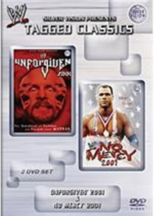 WWE - Unforgiven 2001 - No Mercy 2001