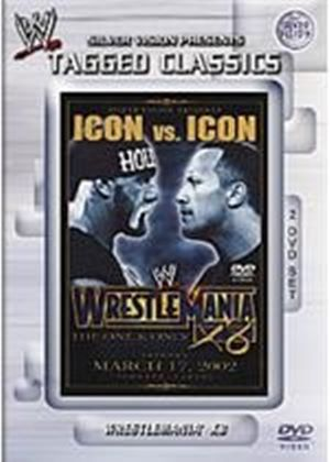 WWE - Wrestlemania 18