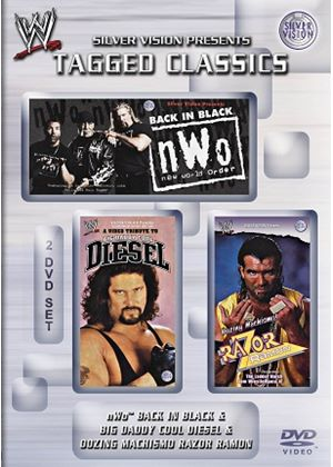 NWO Back In Black / Diesel & Razor Ramon (Double DVD)