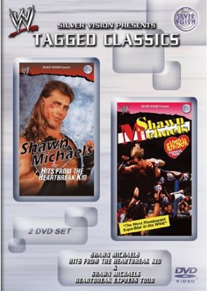 WWE: Shawn Michaels - Heartbreak Kid and Heartbreak Express Tour