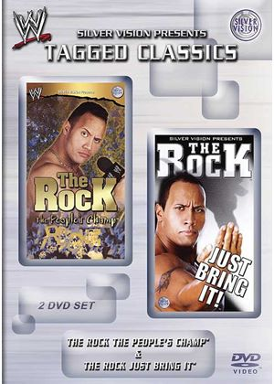 WWE - The Rock: The Peoples Champ & Just Bring It